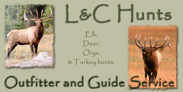 CHL Hunts - Guide and Outfitter Service